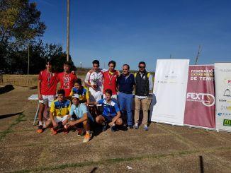 Campeonato de Extremadura Por equipos en categoría absoluta de Tenis