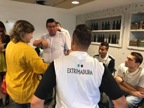 Daremos lo máximo para defender los valores del Mideba Extremadura (2)