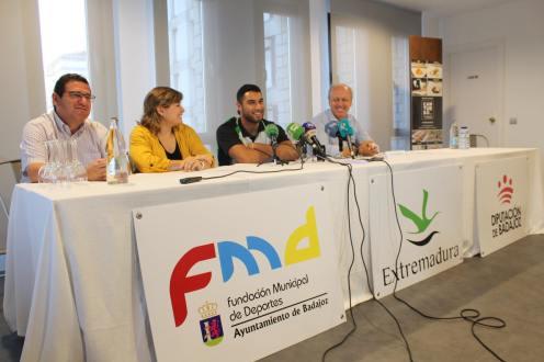Daremos lo máximo para defender los valores del Mideba Extremadura (3)