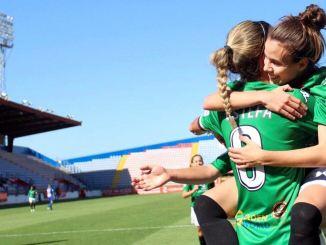 El Real Betis Féminas, rival del Santa Teresa Badajoz en la séptima jornada de la Liga Iberdrola