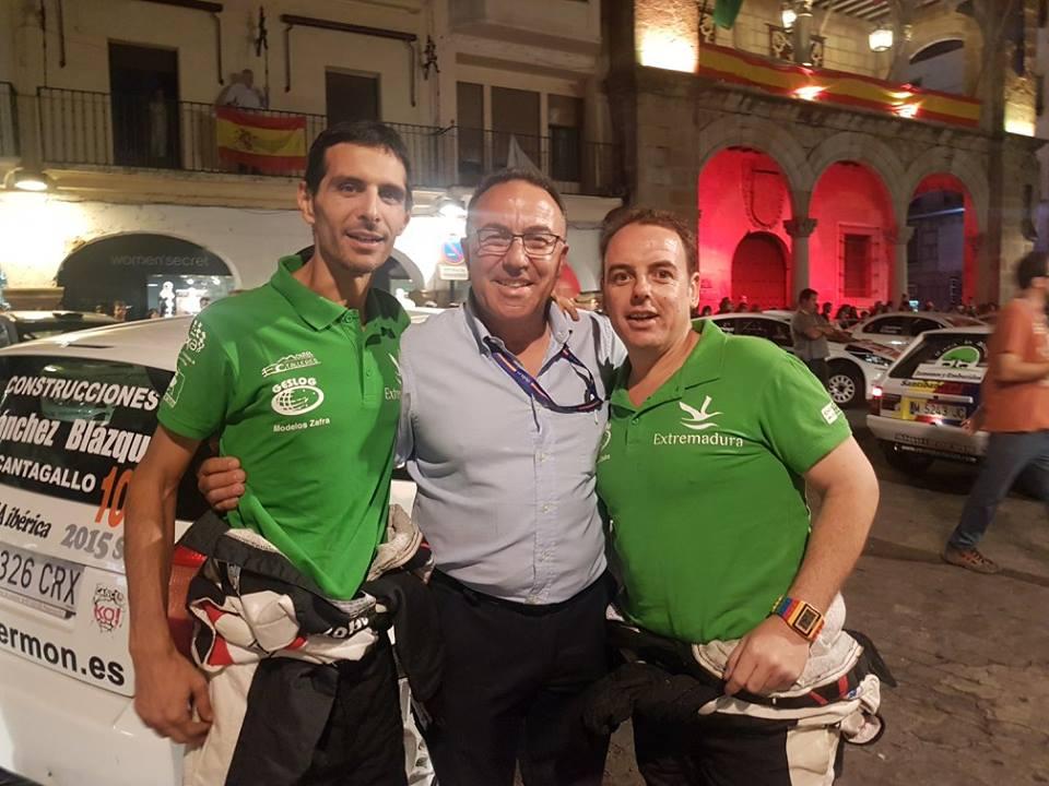 El ERT en el Rallysprint Culebrín Pallares