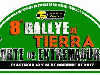 El VIII Rallye de Tierra Norte de Extremadura va tomando forma