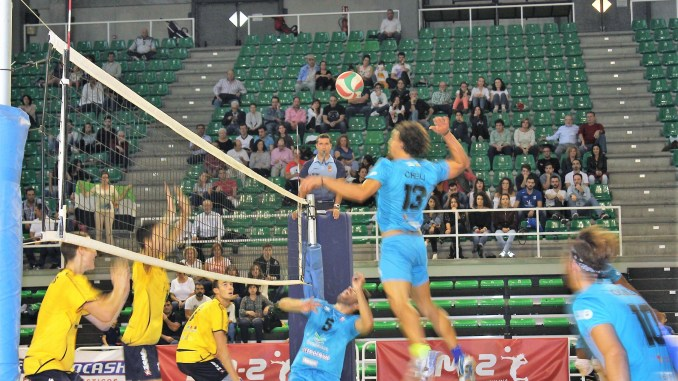 Electrocash Extremadura CCPH quinto tras su victoria en Vigo