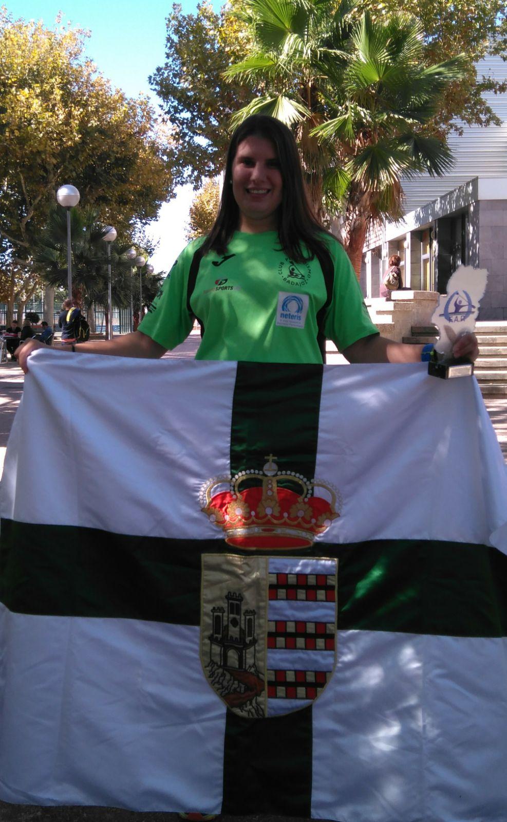 Fin de semana triunfal para la extremeña Elena Ayuso en Soria y Zaragoza (1)