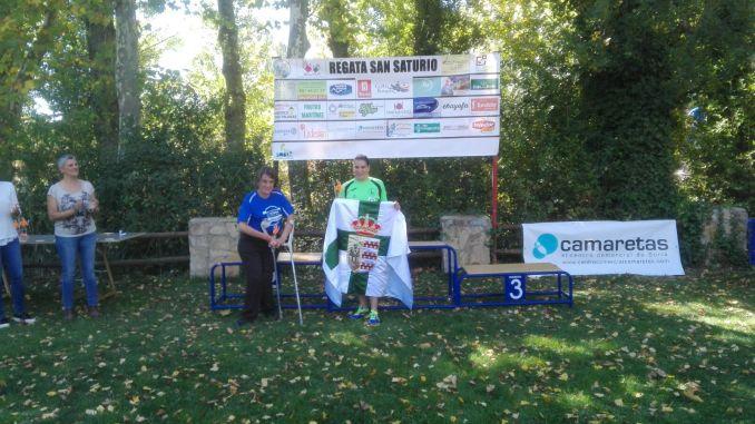 Fin de semana triunfal para la extremeña Elena Ayuso en Soria y Zaragoza (2)