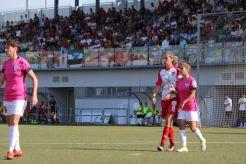 Reparto de puntos entre Santa Teresa Badajoz - Madrid CFF en un partido intenso (2)