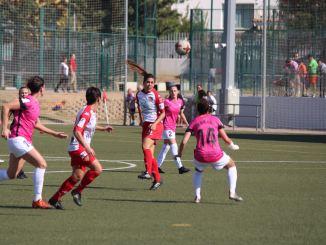 Reparto de puntos entre Santa Teresa Badajoz - Madrid CFF en un partido intenso