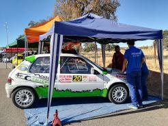 Resultados del Extremadura Rallye Team en el III RallySprint Culebrín-Pallares (3)