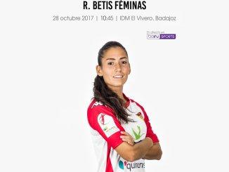 Jornada 7 | Santa Teresa Badajoz vs Real Betis Féminas | Liga Iberdrola