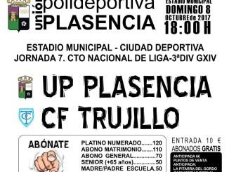 La UP Plasencia recibe al recién ascendido Trujillo