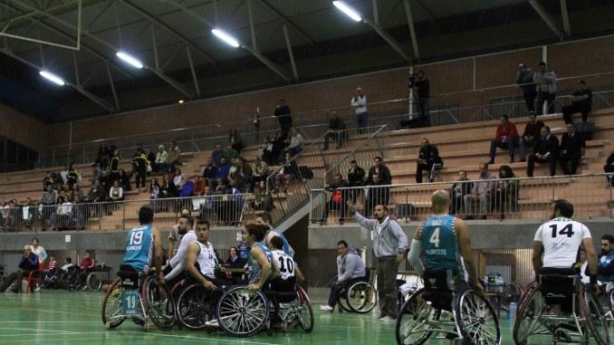 Derrota del Mideba Extremadura ante el imbatido AMIAB Albacete