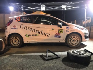Escudería Ráfagas Racing estará en el IRallye Costa Tropical de Granada