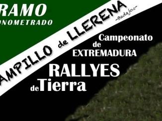 Fin de temporada para el Extremadura Rallye Team en el Tramo Cronometrado de Campillo