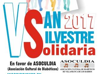 Rueda de prensa V San Silvestre Solidaria, 30 de diciembre del 2017