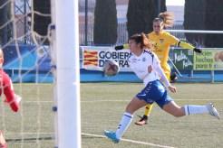 Derrota del Santa Teresa Badajoz en casa del Zaragoza CFF (1)