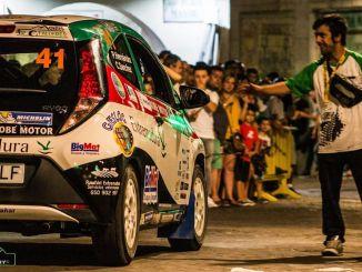 El Extremadura Rallye Team presenta la temporada 2018