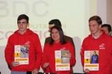 Elena Ayuso recibe una de las becas Diputación Contigo (3)