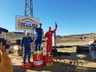 Jonathan Vázquez cierra su gran temporada con el campeonato regional de Autocross