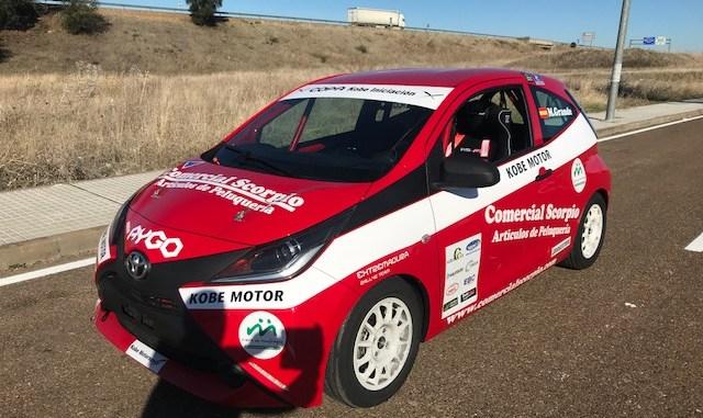 Miguel Grande en el Trofeo Jarama de Navidad