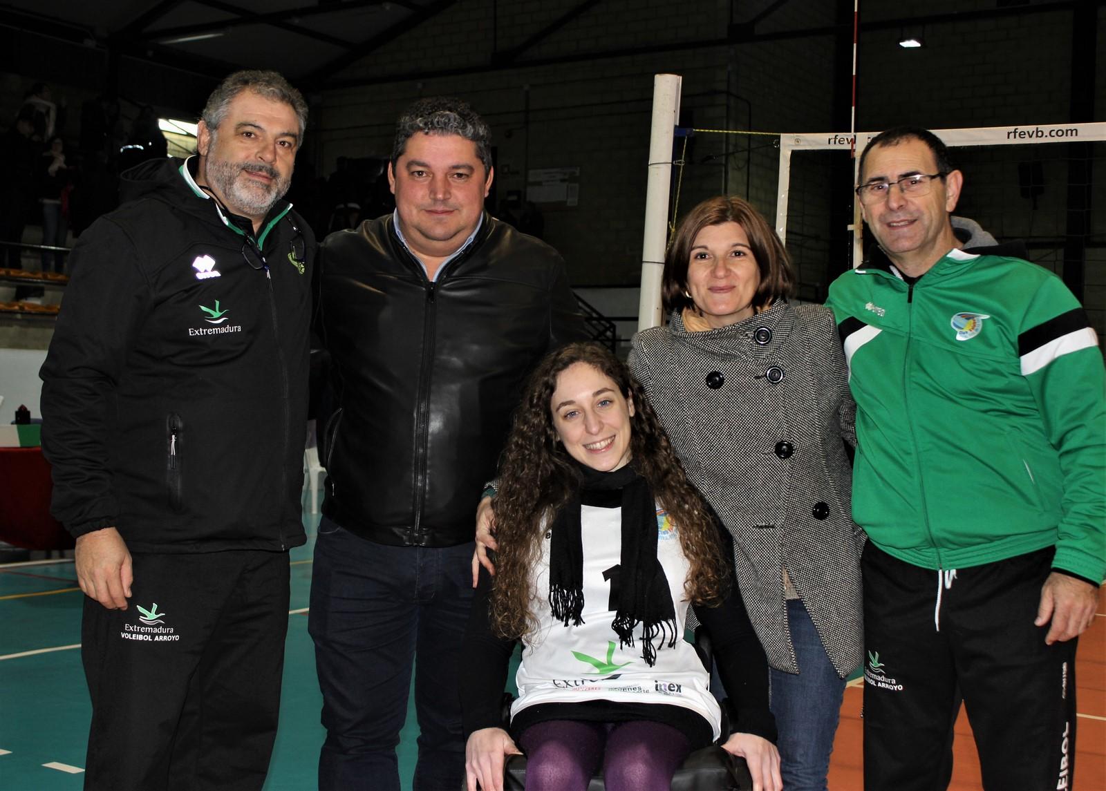 Fotos con Loida Zabala (Nina Bañegil) (1)