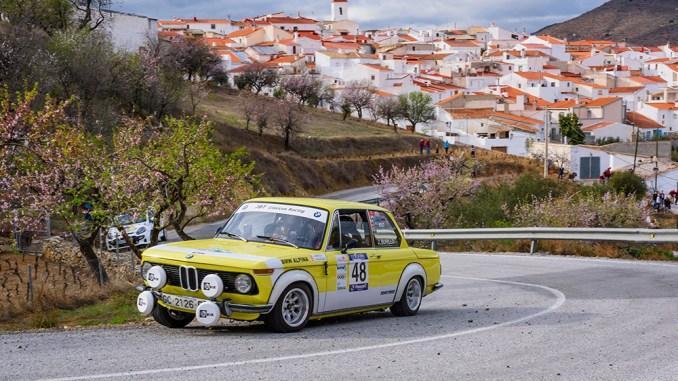 Concha Velázquez estará en el Rallye Monte-Carlo Historique