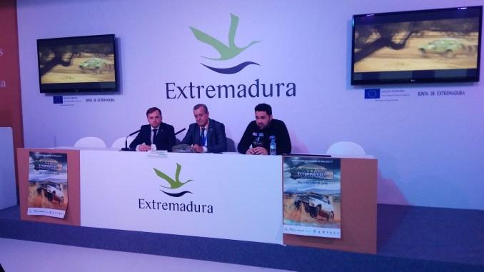 La Baja TT Dehesa de Extremadura fue protagonista en FITUR