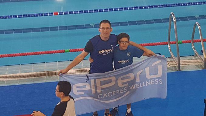 Quinto puesto de Guillermo Gracia Núñez en el II Campeonato de España de Jóvenes Promesas Paraolímpicas