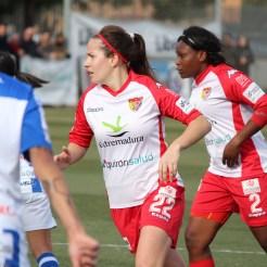 Reparto de puntos entre Santa Teresa Badajoz y Sporting Huelva (3)