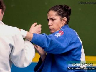 Cristina Cabañas participó en el Grand Prix de Tunis 2018 de Judo