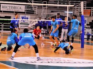 Derrota del Electrocash 0-3 ante el INTASA San Sadurniño