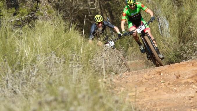 Dani Carreño séptimo en la etapa reina Andalucía Bike Race presented by Shimano 2018