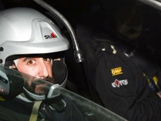 """Conociendo a David """"Cuni"""" Fernández copiloto de Quijada en la Copa Suzuki Swift"""