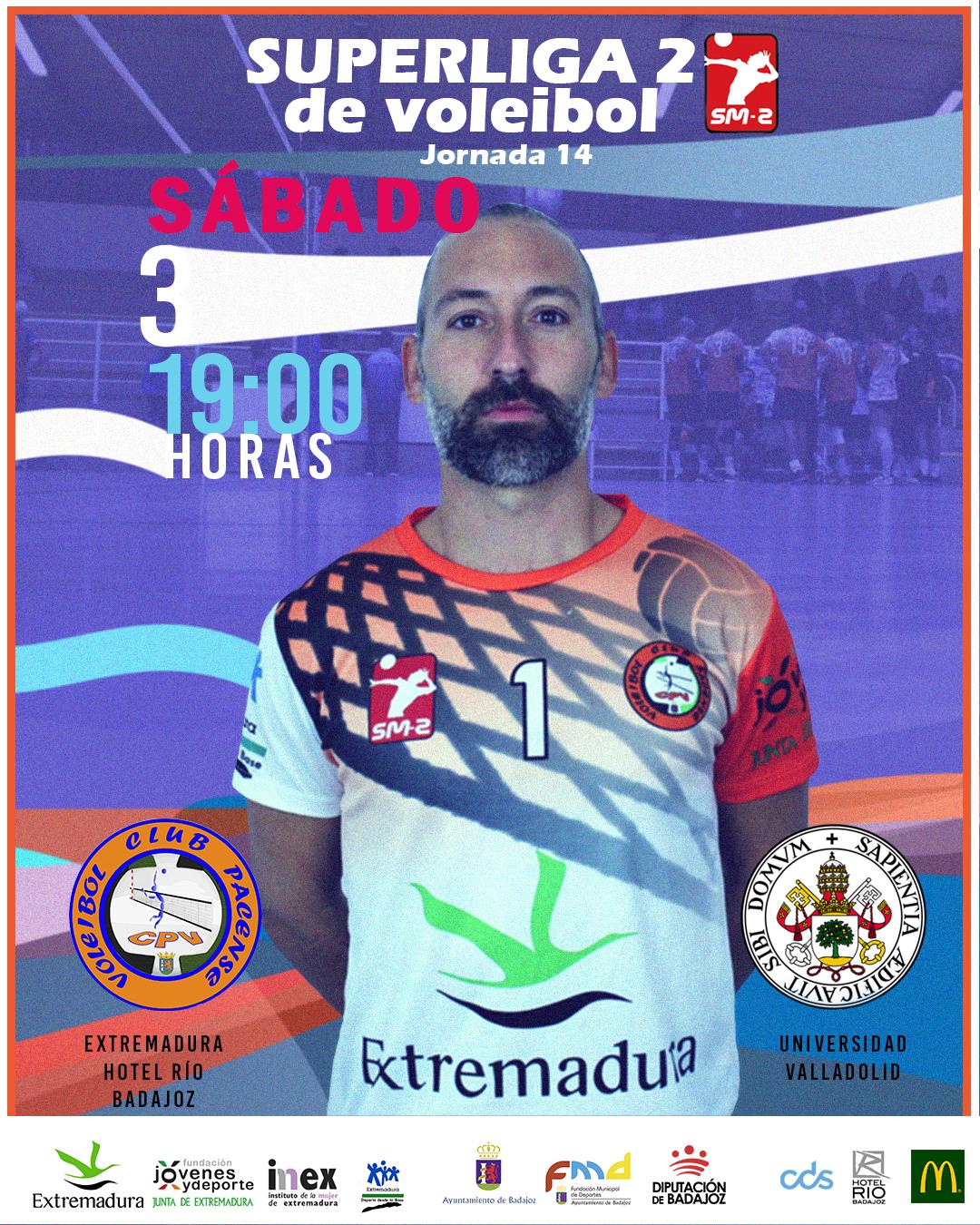 El Extremadura Hotel Río Badajoz busca la victoria en Las Palmeras