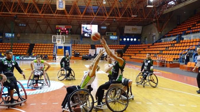 El Mideba Extremadura consigue medalla en la Copa del Rey #CopaBSR2018