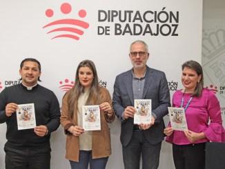 Elena Ayuso en la presentación de la Carrera Solidaria por la Sonrisa de Dani