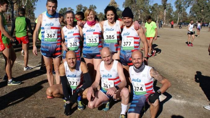 CAPEX en el Campeonato de Extremadura de Cross individual y por equipos