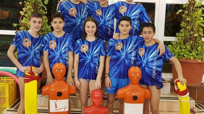 Ocho deportistas del Club de Salvamento Don Benito estarán en el Campeonato de España de Invierno