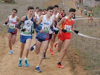 Once atletas del Capex participarán en el Campeonato de España de Cross por equipos
