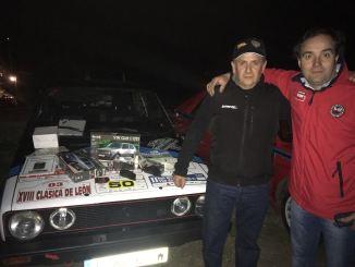 Reales y Barriga se alzan con la victoria en la II Clásica Invernal Sierra de Gata