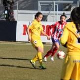 Un gran Santa Teresa Badajoz se queda sin recompensa ante el Atlético de Madrid (3)
