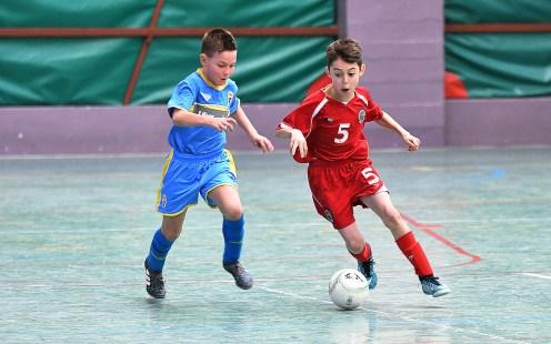 Asturias, Campeona de España Benjamín Fútbol Sala en Montijo (12)