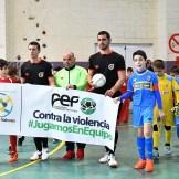 Asturias, Campeona de España Benjamín Fútbol Sala en Montijo (3)