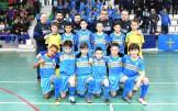Asturias, Campeona de España Benjamín Fútbol Sala en Montijo (6)