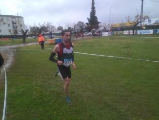 Cinco atletas del Capex representaron a Extremadura en el Campeonato de España de Cross en Mérida