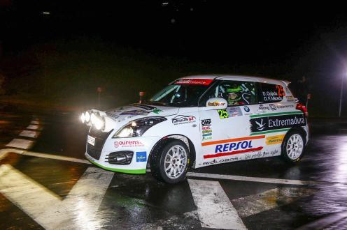 El Q Racing Extremadura comienza el curso con un séptimo puesto en Pontevedra (1)