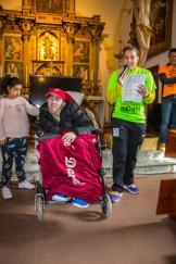 Elena Ayuso, partícipe en una fiesta lúdica, solidaria y deportiva en Helechosa de los Montes (4)