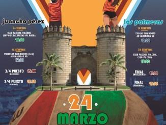 Fiesta del voleibol en Badajoz. Las fases finales se disputan paralelamente en dos pabellones