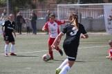 Gran esfuerzo sin premio para el Santa Teresa Badajoz ante el Sevilla FC (1)