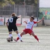 Gran esfuerzo sin premio para el Santa Teresa Badajoz ante el Sevilla FC (2)