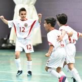 Madrid y Asturias, Final del Campeonato de España Benjamín Fútbol Sala (11)